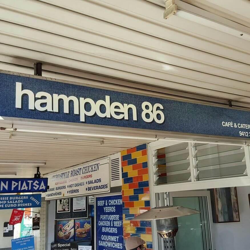 Hampden 86